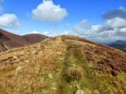 Approaching Ill Crag [Newlands]