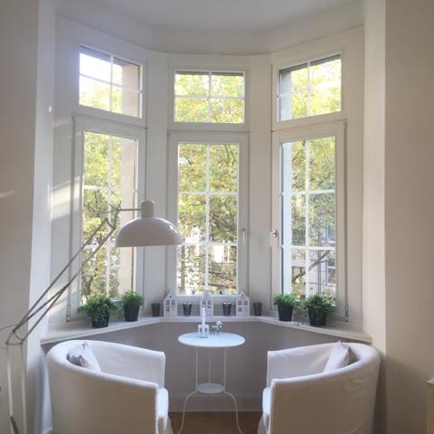 Neue Fenster Optik im Altbaustyle