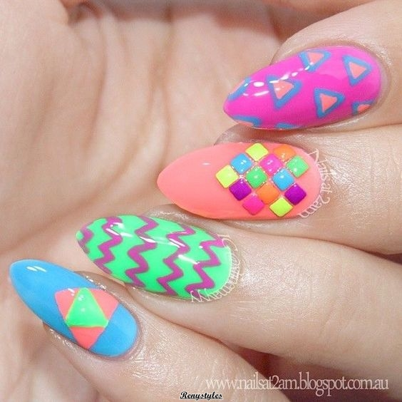 Nail Art 2018 Simple And Very Pretty