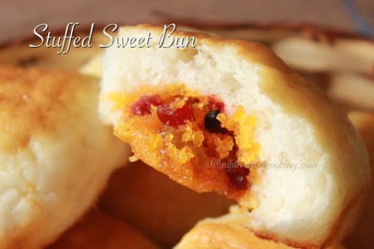 Stuffed Sweet Bun4