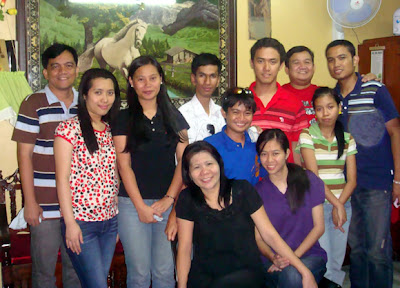 March 28: Jericar Grace Anuran with Mother (San Jose Del Monte, Bulacan)