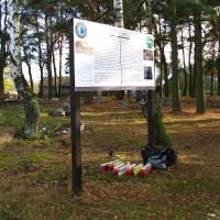 Przyszłość - przeszłości. Finał renowacji cmentarza ewangelickiego w Białasach.