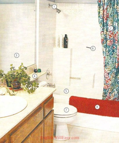 Bathroom- Housing - Photo Dictionary