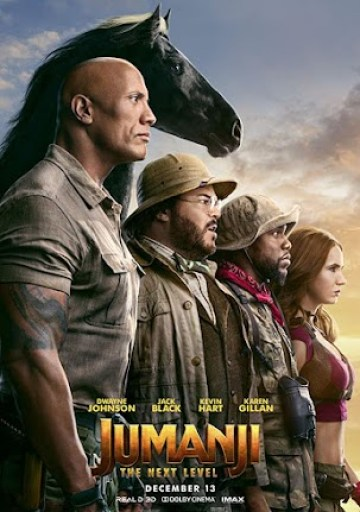 Jumanji%2B3 The Next Level (2019) Download HD 720P HDCam