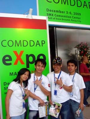 COMDDAP eXpo 2009