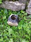Nach dem Friedhof wieder ein Tradi, frech versteckt! 'Park in Veszprem' by stonecastler (GC489R0)