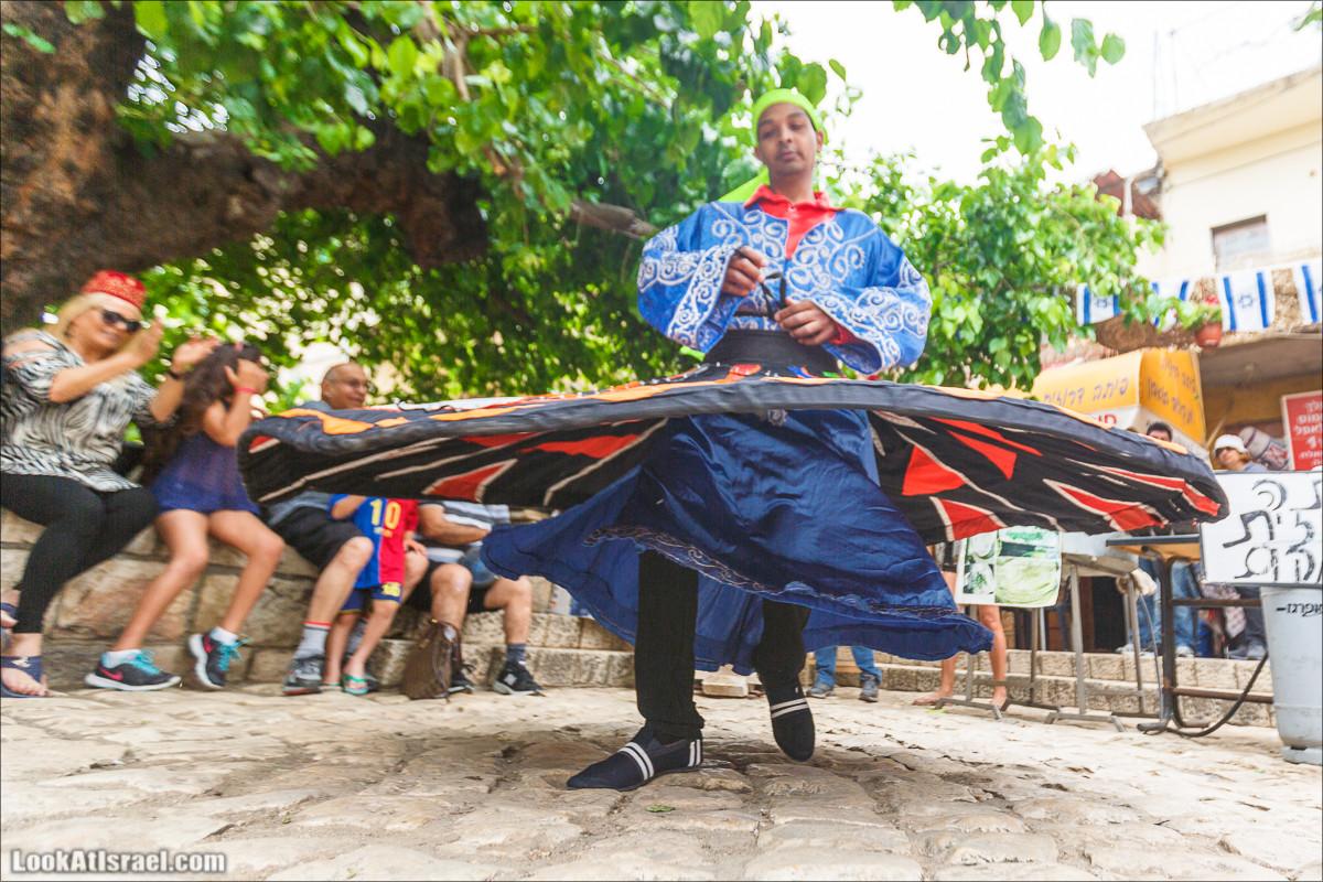Танец дервиша. Пкиин, Израиль   Dervish dance, Pkiin, Israel   LookAtIsrael.com - Фото путешествия по Израилю