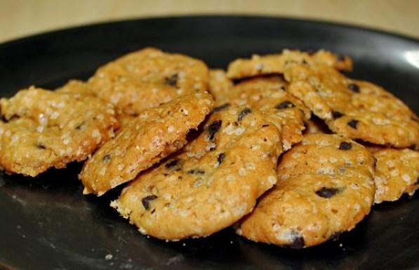 甜咸土豆片曲奇食谱