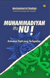 Buku Muhammadiyah itu NU