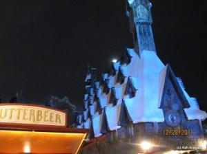 Three Broomstick pub at Hogwarts village