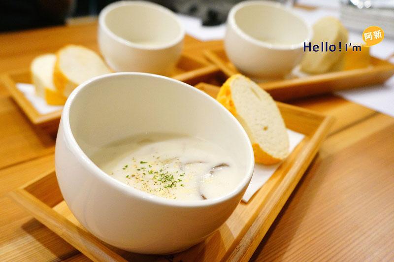 科博館餐廳,我喜歡義大利麵-5