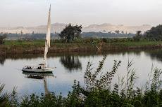 Beautiful scenery in Minya...