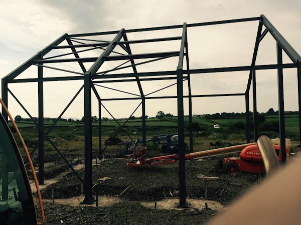 Steelwork Construction - 11