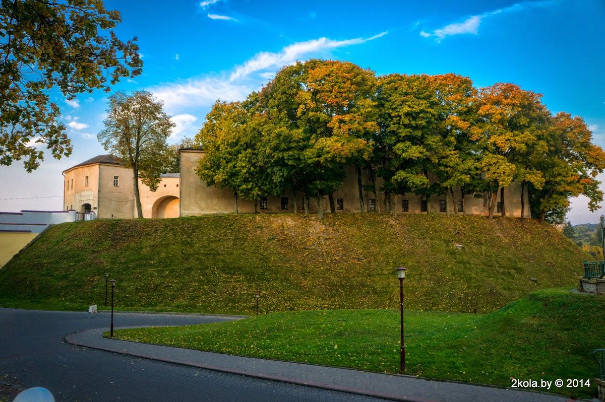 Стары замак Гродна