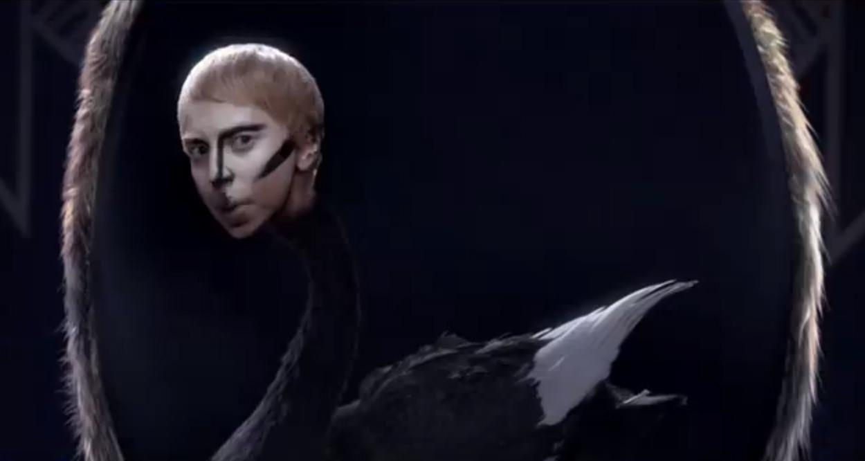 *猶如「維納斯的誕生」:Lady Gaga 即將重生於掌聲之中! 4