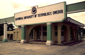FUTO Postgraduate Admission List for 2018/2019 Academic Session