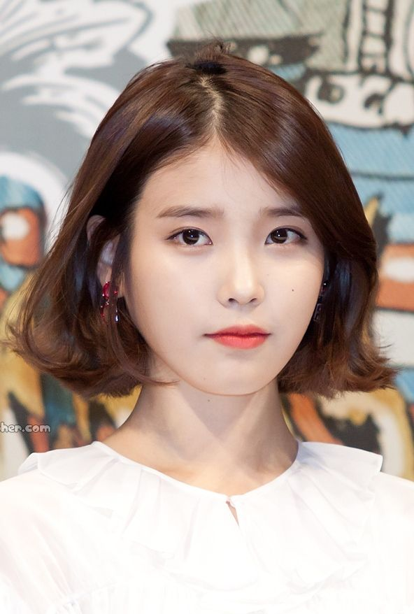 Korean Short Hairstyle For Teenage Haircuts For Asian