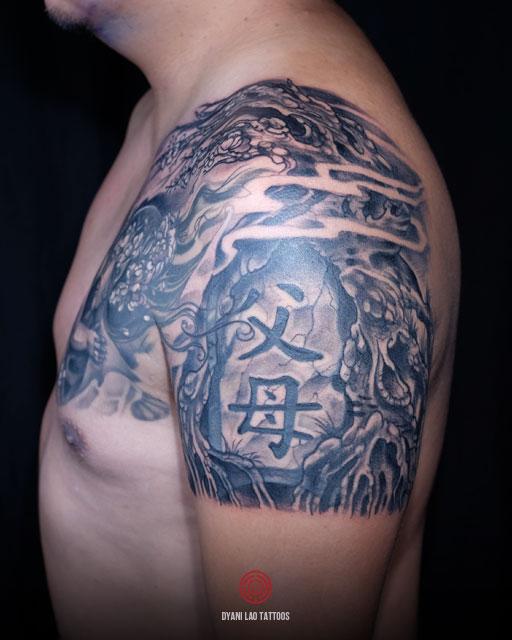Diwata - Dyani Lao Tattoos and Art