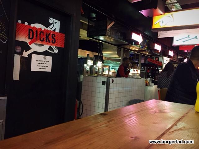 MEAT market Black Palace Burger