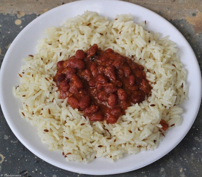how to cook rajma punjabi style