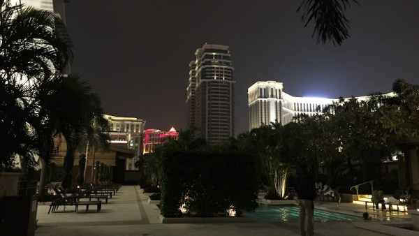 Sheraton Macau Swimming Pool
