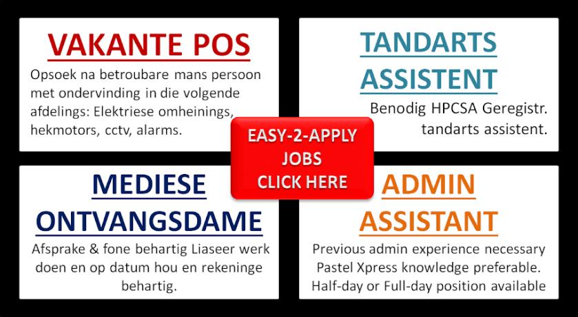 Easy-2-Apply Jobs