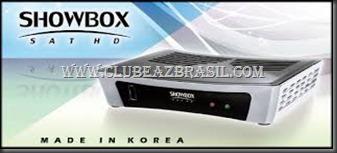 SHOWBOX SAT HD TRANSFORMAR EM MEGABOX MG3000