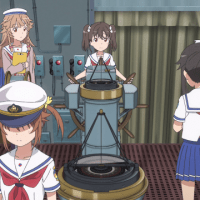 In a Pinch During the Pursuit!- High School Fleet (Hai-Furi) Episode Two Impressions and Review