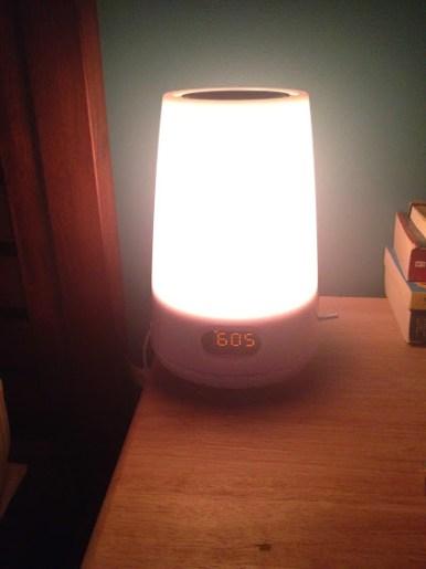 Philips Hf3470 Wake-up Light, high