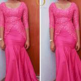 nigerian lace styles dresses 2017