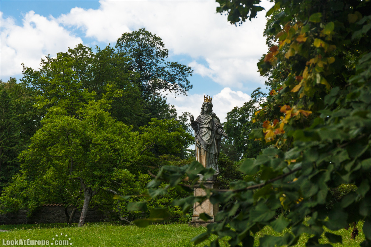 Замок Конопиште | LookAtEurope.com - Фотогалоп по Европе - Чехия