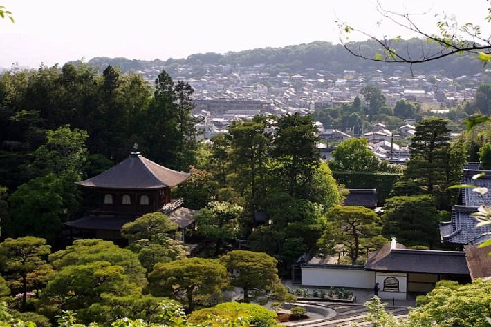 Qué ver en Kioto. Templo Ginkaku-ji