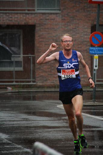 Dries Depoortere wint opnieuw de Krottegemse Corrida, editie 2015