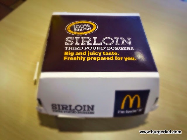 McDonald's USA Steakhouse Sirloin