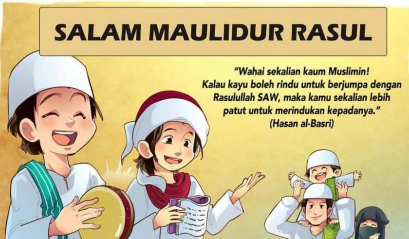 Menabuh rebana dan melantunkan syair pujian untuk Nabi tercinta. Foto: FP Habib Novel bin Muhammad Alaydrus Solo.
