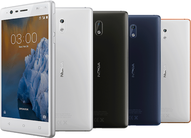 Nokia 3 -  Price And Specifications In Nigeria 1