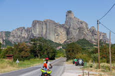 First sight of Meteora