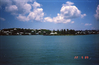 0740Bermuda Harbour