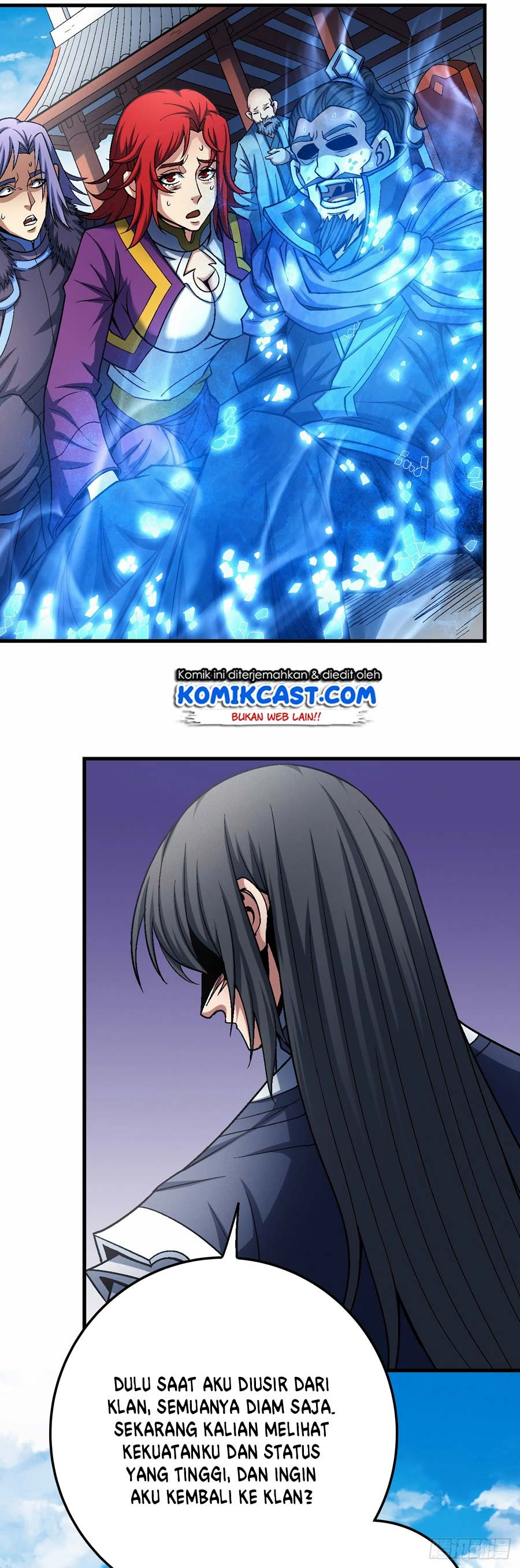 God of Martial Arts: Chapter 116.2 - Page 3