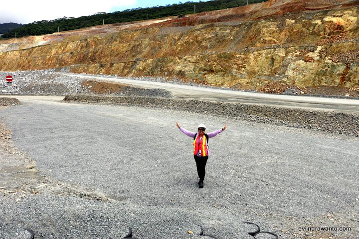 Berwisata di Tambang Emas Batu Hijau Sumbawa
