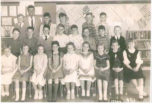 Gr. 5 Mr Ring 1958-9