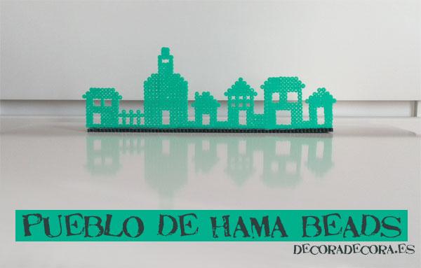 Pueblo Hama Beads