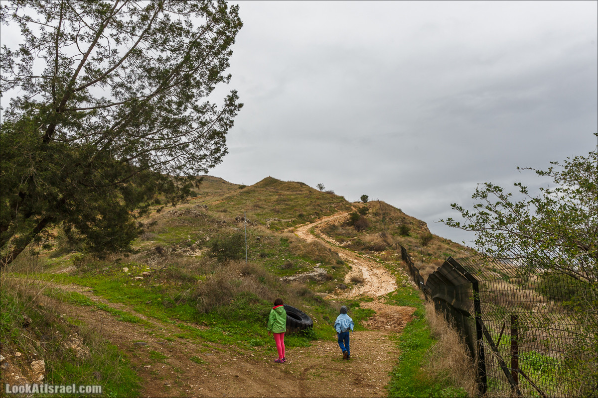 Дона Грация, Береника и Мария Магдалена | Dona Garcia, Berenice, Maria Magdalena | LookAtIsrael.com - Фото путешествия по Израилю