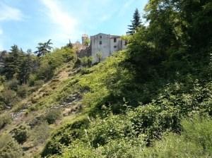 approach to Piène-Haute