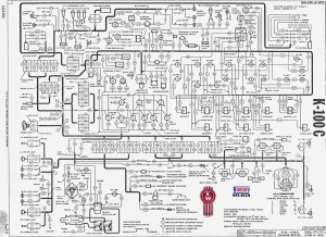 Wiring Diagram (11)  Historic Commercial Vehicle Club of