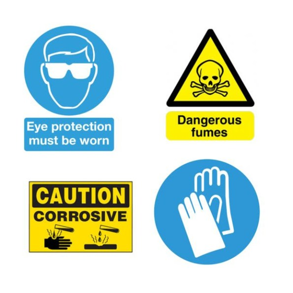 safety warnings