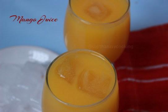 Mango Juice3