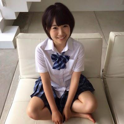 朝長美桜(みおたす)制服その1