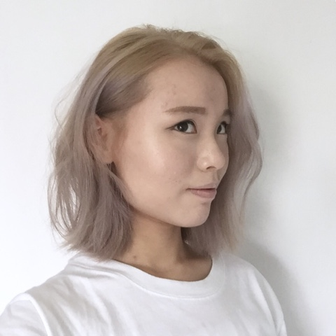 gatsby hi bleach ash grey hair dye review jean kuah s beauty blog