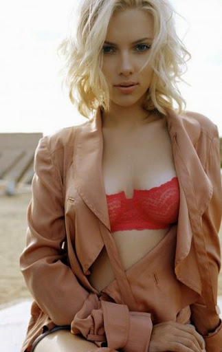 Scarlett Johansson Photos